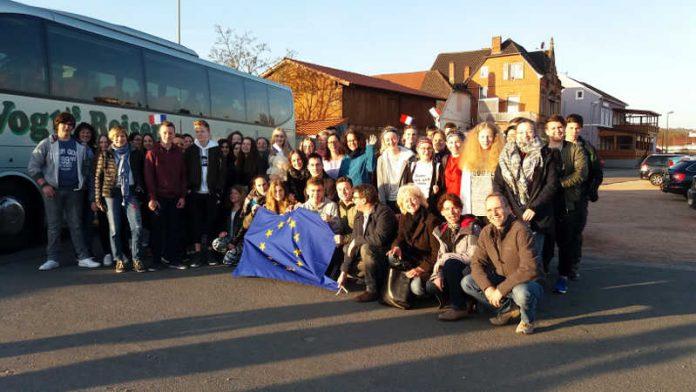 Schüleraustausch nach Bourg-en-Bresse