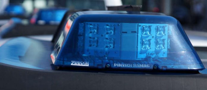 Symbolbild, Polizei, Blaulicht