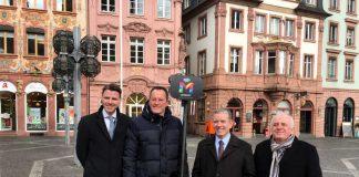 WLAN in der Mainzer Innenstadt