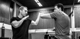 """""""Kämpfen wie Bruce Lee"""" heißt es ab März beim Polizeisportverein Karlsruhe. Dort startet ein neuer Anfängerkurs fürJeet Kune Do (JKD) (Foto: PSV/Needham)"""
