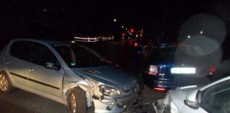 Verkehrsunfall in Landau (Foto: Polizei RLP)