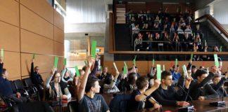 Jugend debattiert in Kaiserslautern