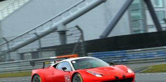 Ferrari Mike Jäger