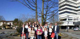 Teilnehmer des Klimacoach-Wettbewerbs
