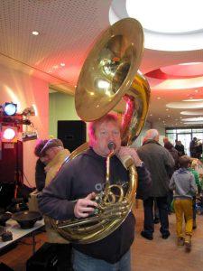 Frühlings-Musikerflohmarkt