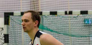 Kapitän Thomas Erb ist motiviert für die Auswärtsaufgabe (Foto: Michael Schmitt)