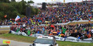 ADAC Rallye Deutschland, Ott TänakADAC Rallye Deutschland 2016, Ott Tänak (Foto: ADAC Motorsport)