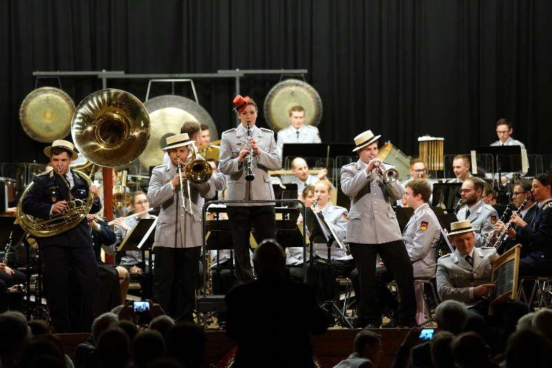 Dixieland-Besetzung (Foto: Holger Knecht)