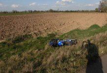 Der Motorradfahrer wurde tödlich verletzt (Foto: Polizei RLP)