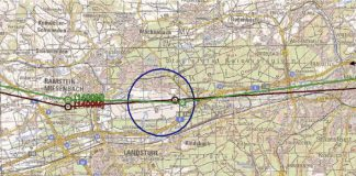 Karte (Quelle: Air Base)
