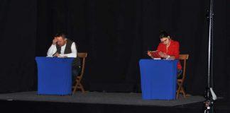 """""""Reformator – Die Rückkehr"""" wurde vom Ensemble """"Theater zum Einsteigen"""" auf die Bühne gebracht, einem christlichen Schauspielprojekt, das talentierten Laien die Möglichkeit bietet, bei der Inszenierung eines abendfüllenden Stücks mitzuwirken. (Foto: Stadt Landau in der Pfalz)"""