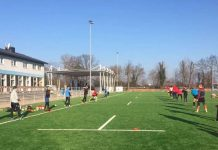 Rugby-Training in Heidelberg (Foto: Wild Rugby Academy)
