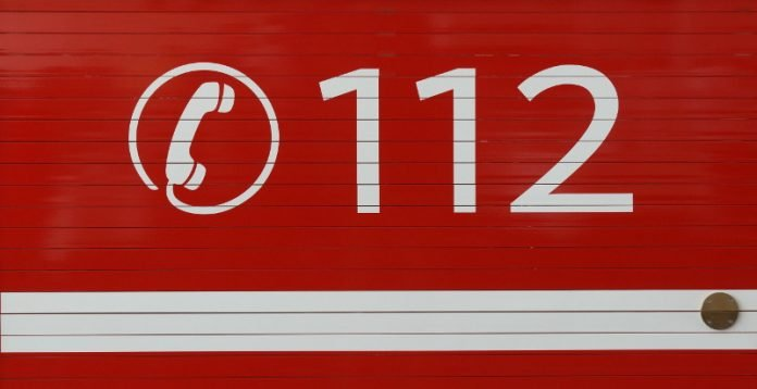 Symbolbild, Feuerwehr, Notruf, 112