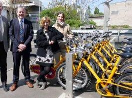 Fahrradvermietsystem MVGmeinRad