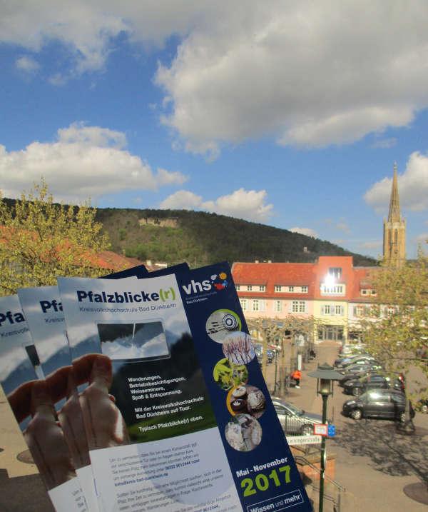 Touristen entdecken mit ausgewählten Seminaren und Programmpunkten die Region – auch für Einheimische spannend (Foto: Kreisverwaltung Bad Dürkheim)