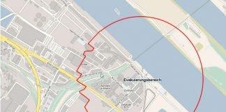 Evakuierungsplan (Foto: Stadtverwaltung MainzI