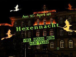 """Am 30. April ist """"Hexennacht"""". Kreative, nicht-kriminelle und gefahrlose Streiche sind angesagt! (Foto: Polizei RLP)"""