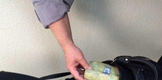 Vorsicht - Taschendiebe lauern auf jede Gelegenheit