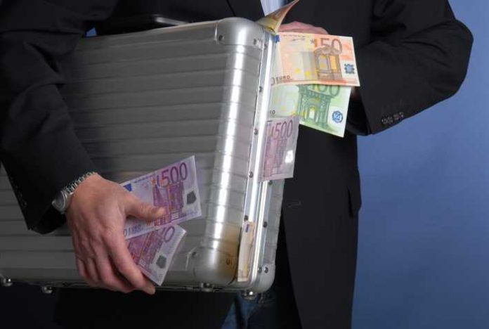 Ziel der Betrüger: das Geld getäuschter Bürger