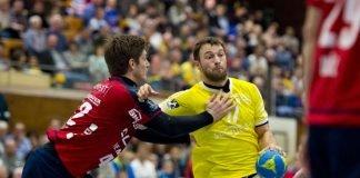 """Zwei Punkte? Oli Heß: """"Wir wollen zeigen, dass wir in Ferndorf gewinnen können."""" (Foto: wolf-sportfoto)"""