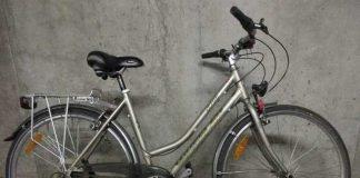 Wer erkennt das Fahrrad wieder oder kennt den Besitzer?