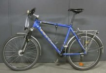 Fahrrad Neckarwiese