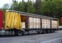 Ladungssicherung ist ein Thema von Vielen, auf das die Beamten achten