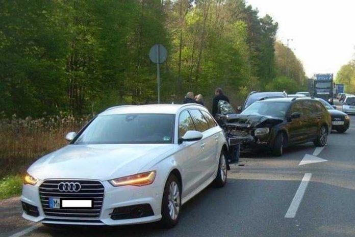 Bremsleistung unterschätzt - Unfall