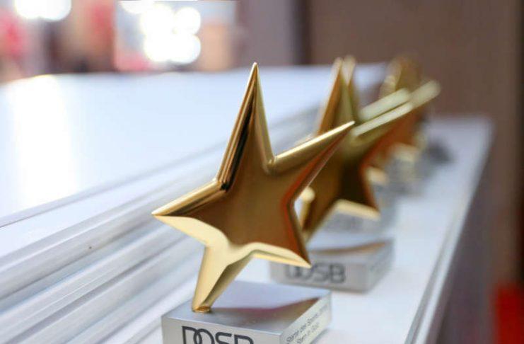 """Preisverleihung """"Sterne des Sports"""" in Gold 2016, DZ BANK, 23.01.2017 (Foto: DOSB/BVR 2017)"""