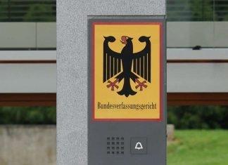 Symbolbild Bundesverfassungsgericht (Foto: Holger Knecht)