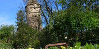 Heilkräutergarten (Foto: Stadtverwaltung Weinheim)