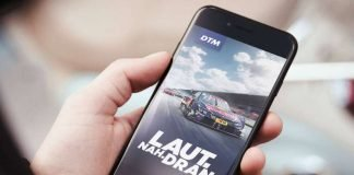 DTM-App (Foto: ITR GmbH)