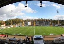 Jonathan-Heimes-Stadion am Böllenfalltor. (Foto: SV Darmstadt 98)