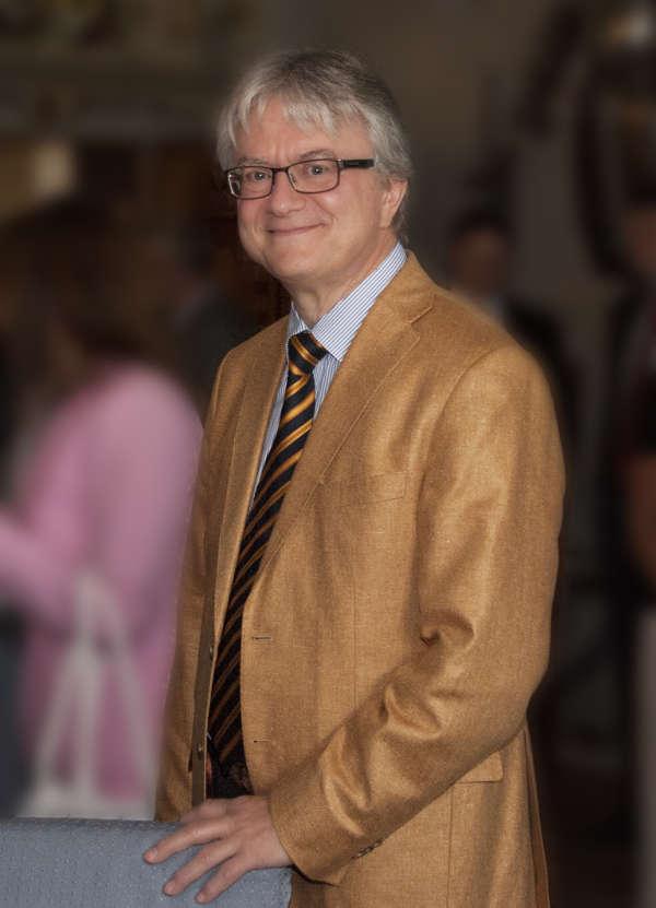 Prof. Hubert Buchberger (Foto: Hubert Buchberger).