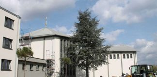 Umbau des Priesterseminar St. German am Germansberg (Foto: Bistum Speyer)