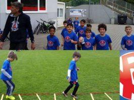Vom 6. bis 9. Juni trainieren Jungs und Mädchen im Rhein-Neckar-Stadion (Foto: VfR Mannheim)