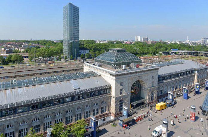 HBF Mannheim (Foto: Deutsche Bahn AG / Christian Bedeschinski)