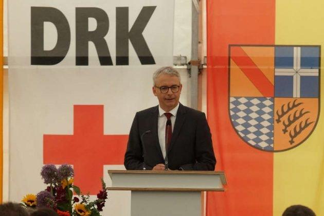 Landrat Dr. Christoph Schaudigel (Foto: Holger Knecht)