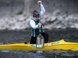 Maya Miller zum ersten Mal für Deutschland am Start. (Foto: GES/Rheinbrüder)-
