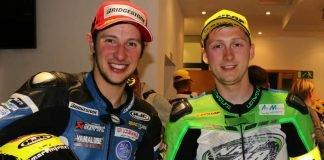 Marvin Fritz (Neckarzimmern/links) und Jan Bühn (Kronau) belegten in Oschersleben jeweils den zweiten Platz (Foto: Hermann Rüger)