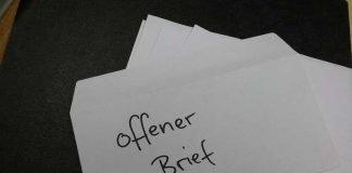 Offener Brief (Symbolbild Pixabay)