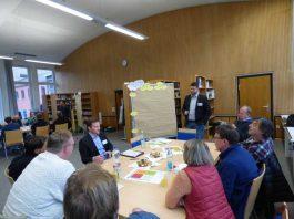 Bürgerworkshop zum Thema Energie-sparen