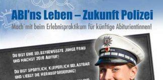 Ferienpraktikum bei der Polizei in Karlsruhe - Ein Angebot für Frauen