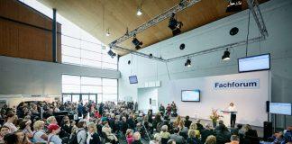 Eröffnung der 19. REHAB im Fachforum (Foto: KMK / ONUK)