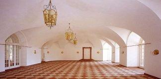 Gartensaal Barockschloss Mannheim (Foto: Staatliche Schlösser und Gärten Baden-Württemberg/Arnim Weischer)