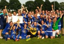 Die Siegermannschaft aus Siegelbach (Foto: SWFV)