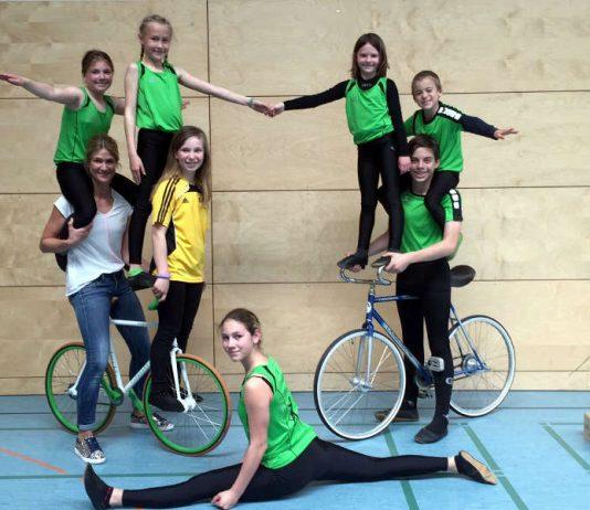 Die StarterInnen aus der Trainingsgruppe des RC Vorwärts Speyer (Foto: RC Vorwärts Speyer/ Privat)