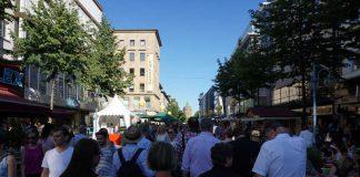 Impression vom Mannheimer Stadtfest 2017 (Foto: Stadt Mannheim)