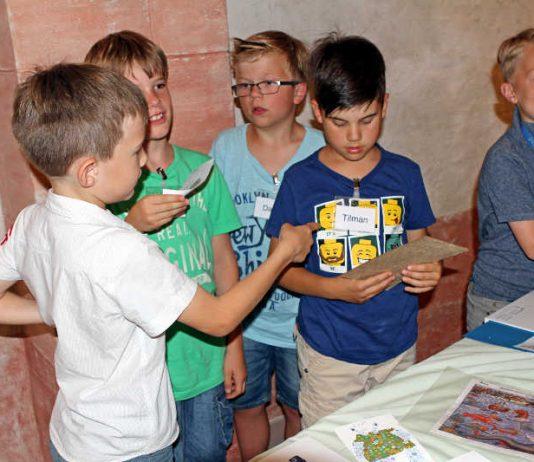 Entdeckerkinder, Pestalozzischule, Museum