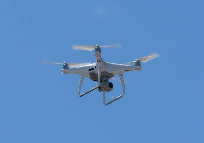 Symbolbild, Drohne © Holger Knecht